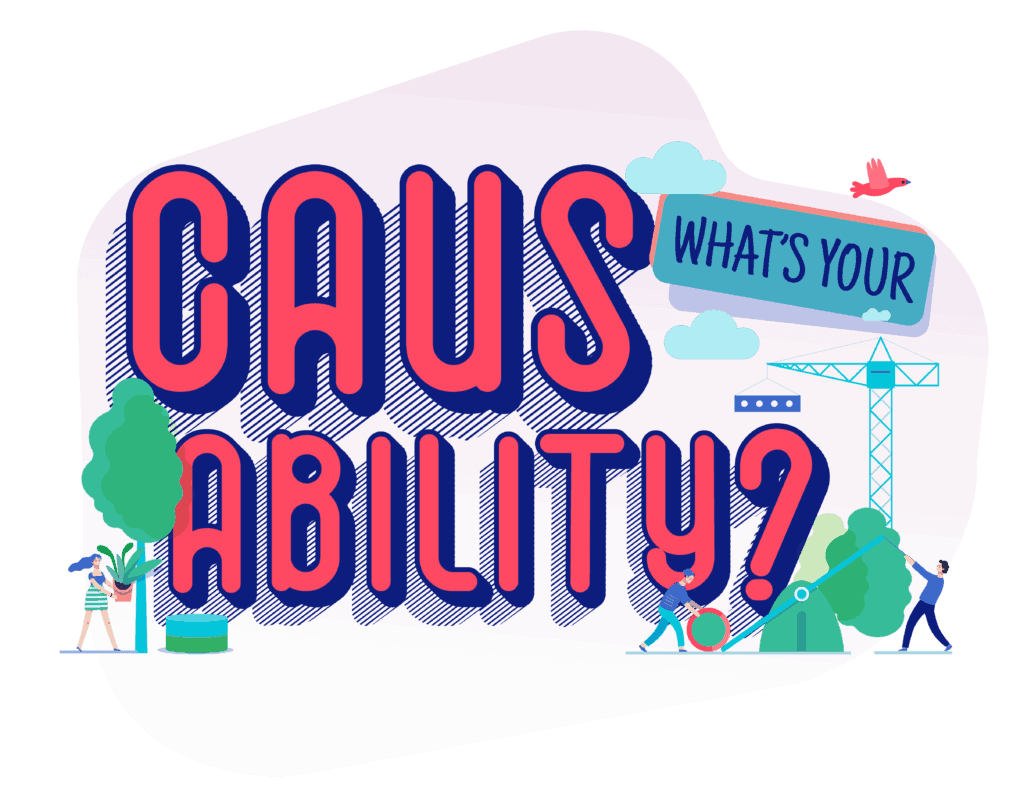 what's your causability?